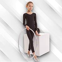 Костюм спортивный купальник и лосины для хореографии и гимнастики
