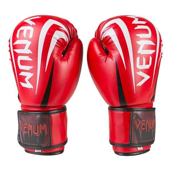 Боксерские перчатки Venum, DX, 8,10,12oz красный