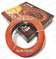 Теплый пол электро Fenix ADSА 12 / 65 м / 875 Вт / греющий кабель электрический под плитку / на кухню