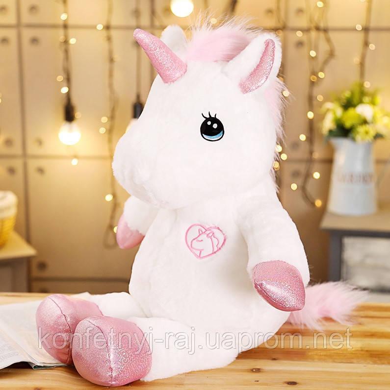 Іграшка Єдиноріг великий - найкращий друг для вашої принцеси!