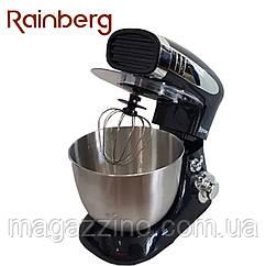 Тістоміс, кухонний комбайн, міксер з чашею Rainberg RB-8081, 1500 Вт.
