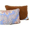 Изысканная подушка с шерсти верблюда. Шерсть/сатин. Гарантия 60 месяцев, фото 2