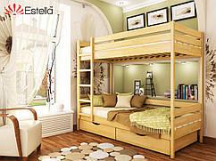 Двоярусне ліжко Дует 80х190 102 Щит 2Л4