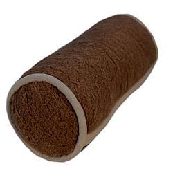 Ортопедическая подушка-валик с шерсти верблюда HILZER. Гарантия 60 месяцев