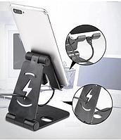 Підставка для телефону та  планшета Zha L-301 (колір асорт.)