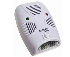 Відлякувач щурів мишей тарганів павуків бліх мух комарів Riddex Quad Pest Repelling Aid(34327)
