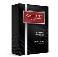 Набор косметический Liora Galant (шампунь для нормальных волос 250 мл + гель для душа 250 мл)