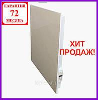 Керамический обогреватель OPTILUX РК700НВ с терморегулятором ОПТИЛЮКС РК700НВ 60х60см 700Вт