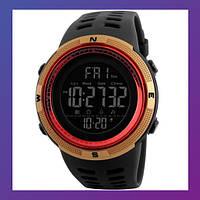 Часы мужские наручные Skmei 1251 Оригинал  Тактические /Водонепроницаемые/, фото 1