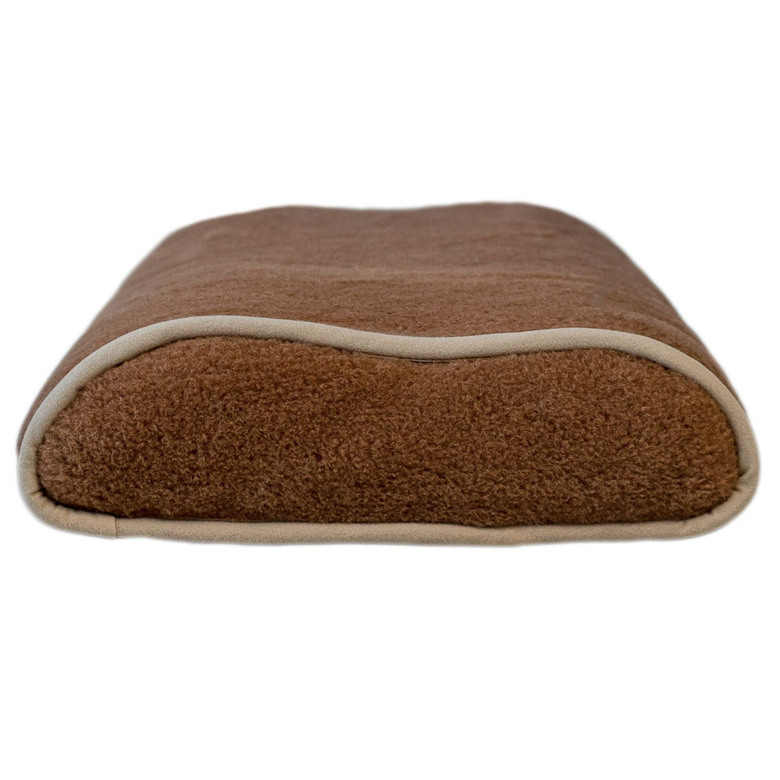 Ортопедична подушка з вовни верблюда HILZER. Гарантія 60 місяців