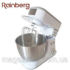 Тістоміс, кухонний комбайн, міксер з чашею Rainberg RB-8082, 3200 Вт.