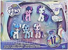 Набор пони My Little Pony Блестящая Селестия Unicorn Sparkle Collection  Hasbro E9106