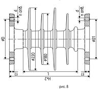 Изолятор ОСК 20-20-М04-2 УХЛ1