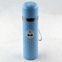 Термос Вакуумный Металлический Benson BN-56 500 ML из нержавеющей стали синий