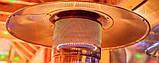 Газовый уличный обогреватель MalTec  FLAME 145 14KW, фото 4