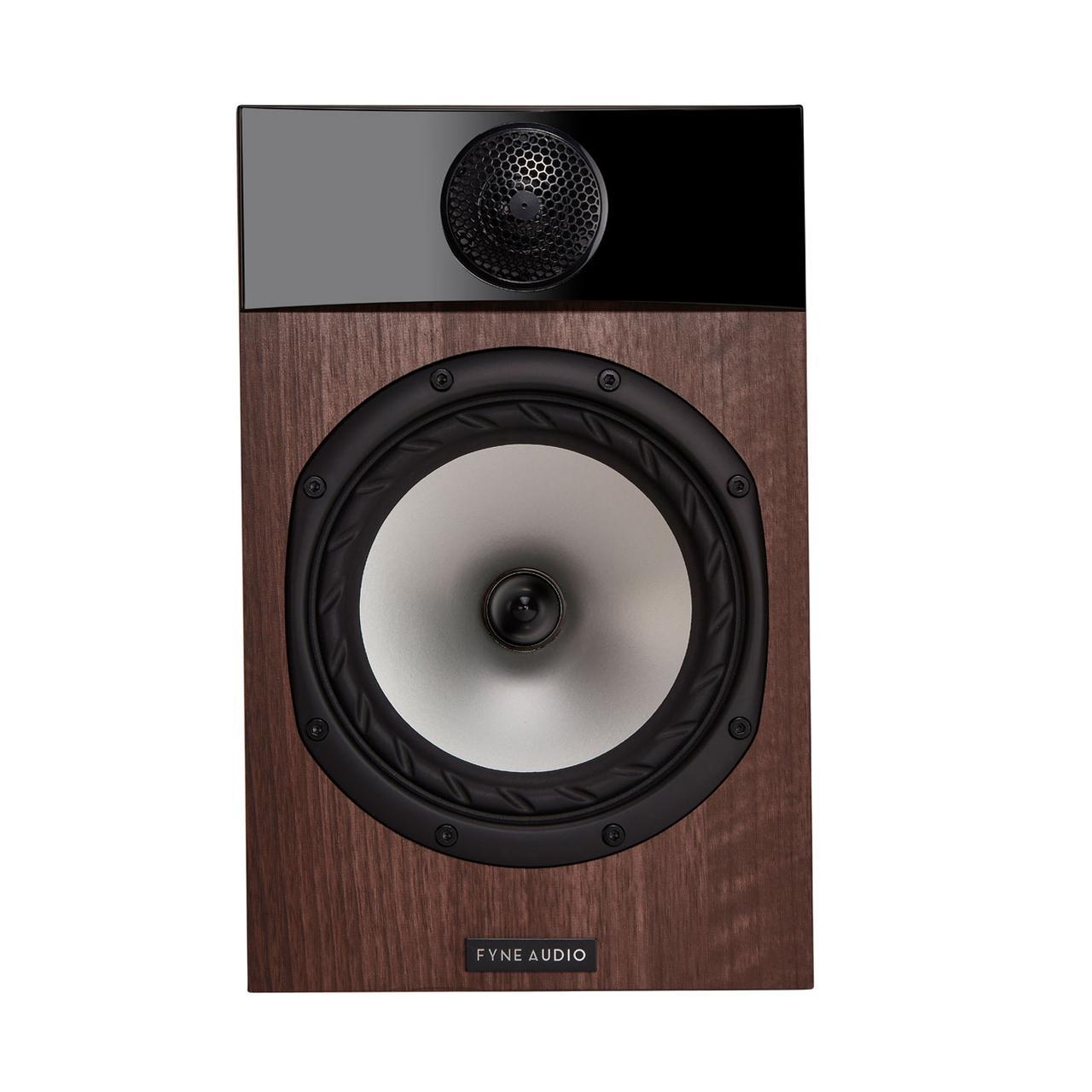 Акустические системы Fyne Audio F301 Walnut