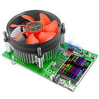 150Вт Электронная нагрузка DL24 Bluetooth, USB тестер, Измеритель ёмкости. 200В, 20А