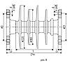 Изолятор ОСК 4-20-Е041-3 УХЛ1