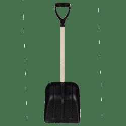 Лопата автомобильная для снега 89см, пластиковая