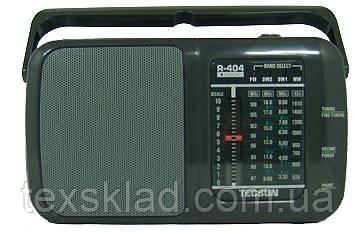 Радиоприйомник, цифровое радио Tecsun R-404T