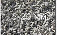 Щебень фракции 5-10 с доставкой самосвалами от 5 до 40 тонн.