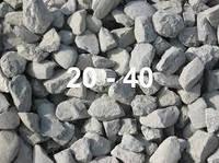 Гранитный щебень фракция 20-40 с доставкой самосвалами от 5 до 40 тонн.