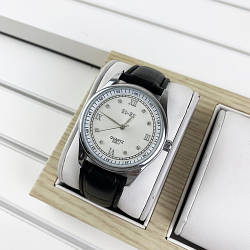 Часы наручные Chronte Eb-Ez 230-1 Black-Silver-White