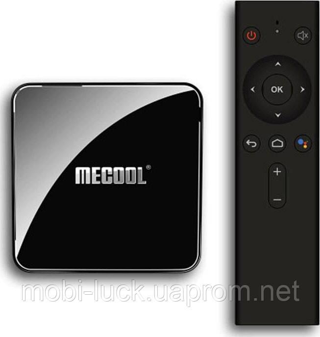 Смарт ТВ MECOOL KM3 4/128Gb