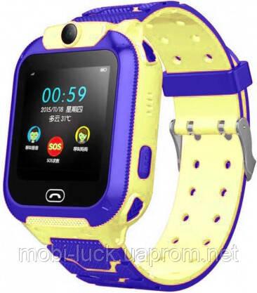 Смарт-часы Smart Baby TD07S Yellow