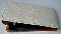 Чехол-книжка для телефона Samsung I8190 NEW White