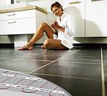 Тепла підлога у ванній - основа сприятливого мікроклімату в усьому будинку
