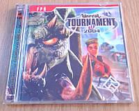 Unreal Tournament 2004 компьютерная игра коллекционное издание, 3 диска, фото 1