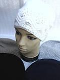 Зимняя шапочка для девочки, фото 2