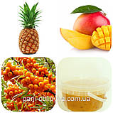 Тропический микс 10шт (манго, ананас, облепиха).10*40грам, фото 3