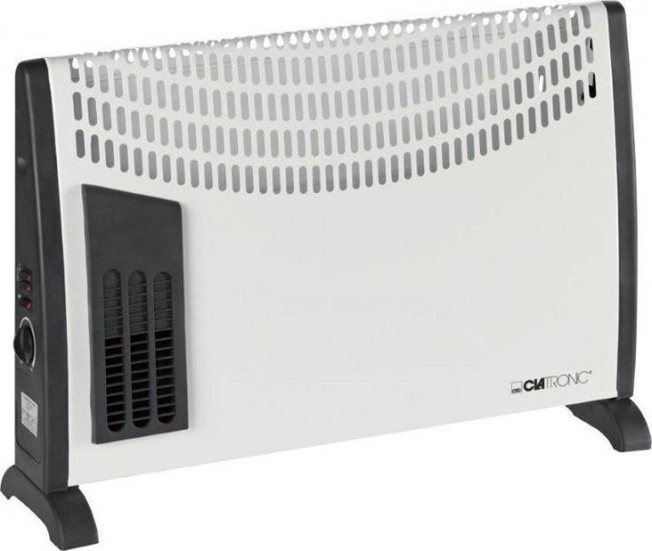 Конвекторный обогреватель Clatronic KH 3433 2000 Вт Германия Белый
