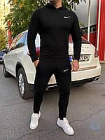 Спортивный костюм мужской NIKE весна осень лето брендовый копия реплика, фото 1