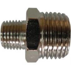 Резьбовое соединение с наружной резьбой 1/4 * 1/2 AIRKRAFT SMM08-04