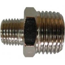 Резьбовое соединение с наружной резьбой 1/4 * 1/2 AIRKRAFT SMM08-04, фото 2