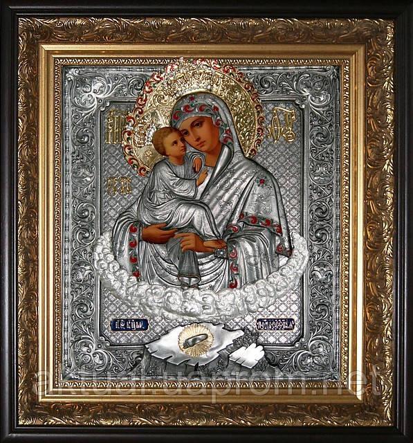Икона  Богоматерь Почаевская
