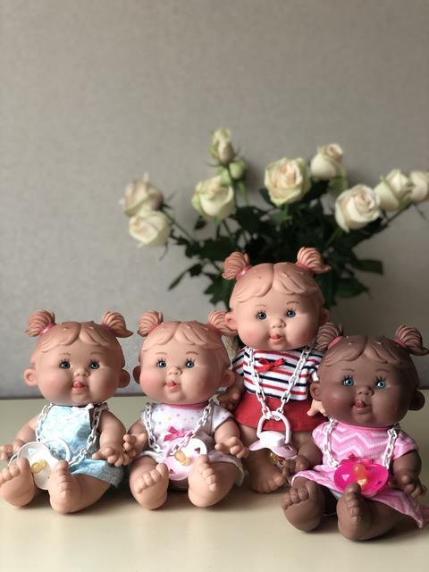Ванільні пупси і ляльки Nines d Onil (Іспанія)