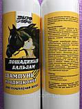 Шампунь- кондиционер ЛОШАДИНЫЙ БАЛЬЗАМ для укрепления волос 250 мл, фото 5