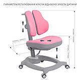 Детское эргономичное кресло FunDesk Diverso Pink, фото 8