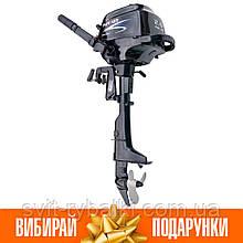 Човновий мотор Parsun F2.6 BML (2.6 л.с., довгий  дейдвуд)