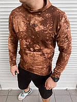 Батник худи свитшот PALM ANGELS кофта с капюшоном кенгурушка мужской брендовый копия реплика