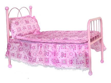 Кроватка для куклы 881-1