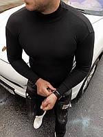 Гольф черный мужской брендовый копия реплика