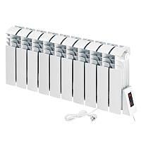 Электрический радиатор Flyme Compact 10 секции / 990 Вт / под низкий подоконник