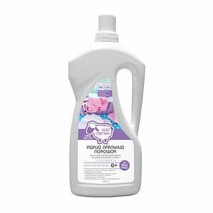 Жидкий стиральный порошок для стирки детских вещей 0+, 1л, Белая Овечка