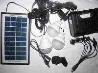 Солнечно-аккумуляторная станция GD-8012B