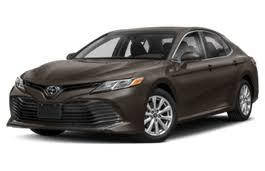 Toyota Camry LE 2017 2018 2019 2020